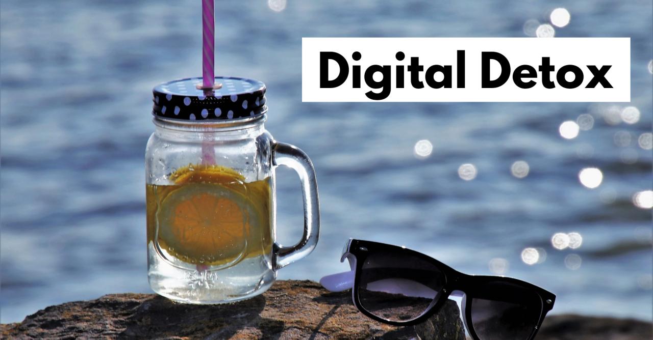 Ma Cure Digital Détox